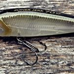 Major Craft Zoner Jerk Bait - Ghost Wakashagi