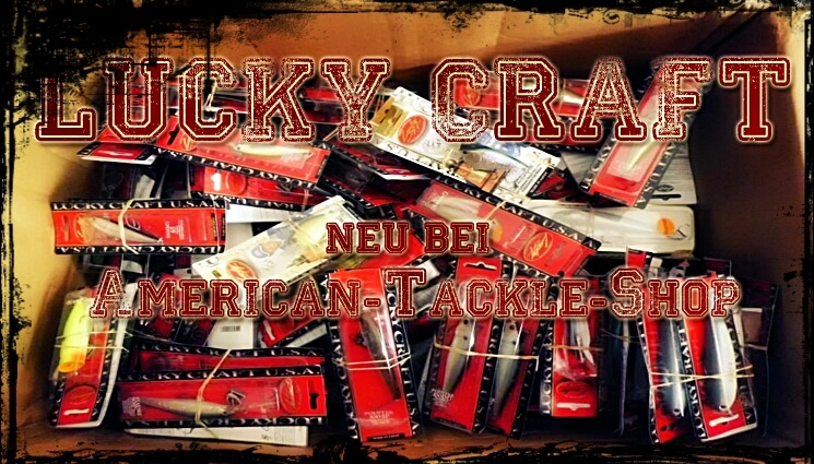 lucky craft bei american tackle shop