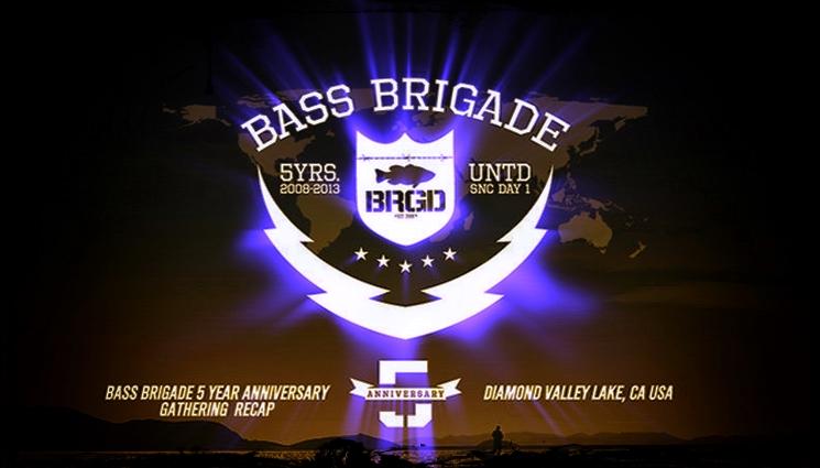 Bass Brigade – 5 Jahre Jubiläum