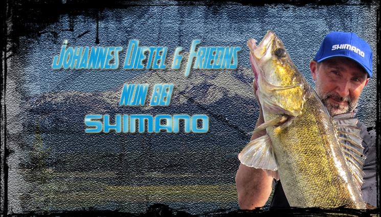 Teamwechsel von Pure Fishing zu Shimano