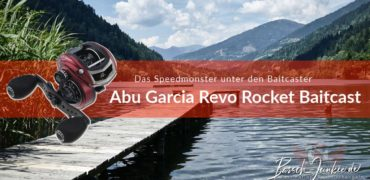 Abu Garcia Revo Rocket Baitcast Preview
