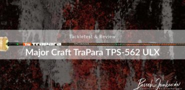 Major Craft TraPara TPS-562 ULX Review