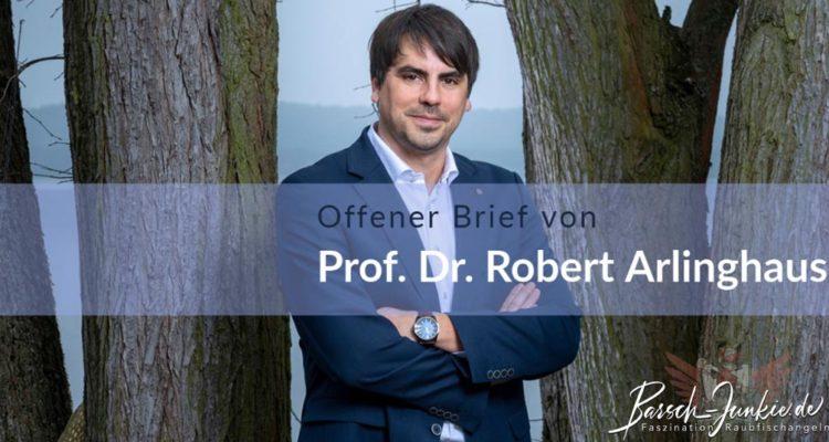 Prof Dr Robert Arlinghaus