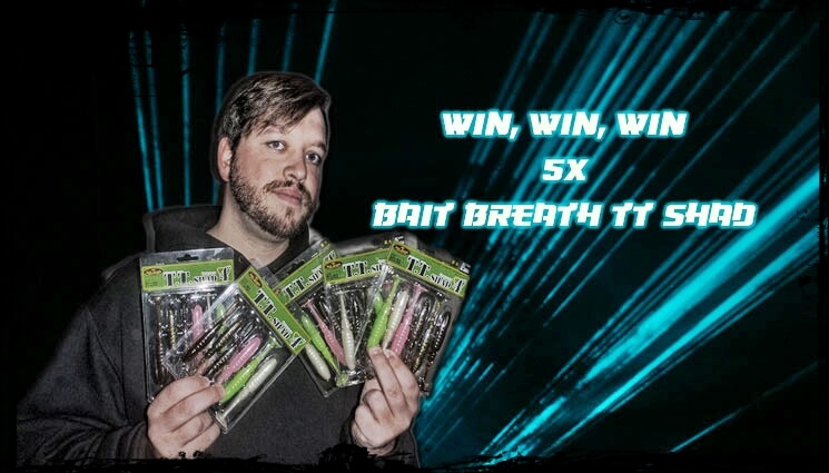 Das Bait Breath TT Shad Gewinnspiel