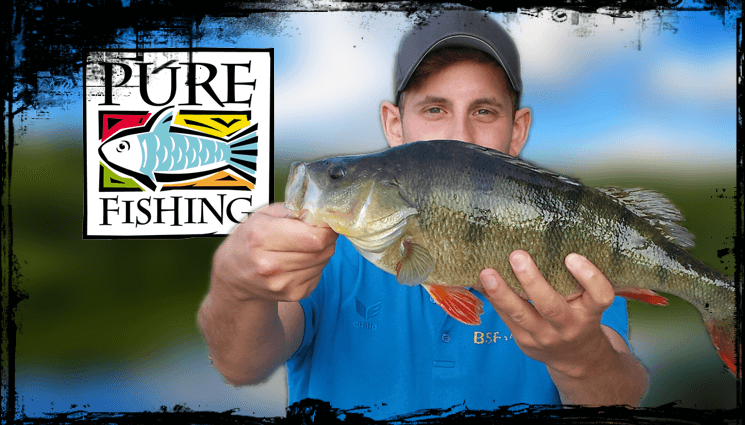 Chris ist Teamangler bei Pure Fishing