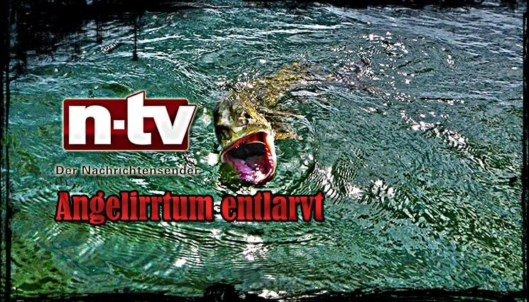 Angelirrtum entlarvt bei N-TV