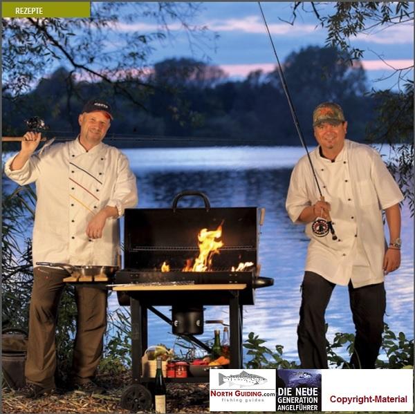 Das Kochbuch für Angler