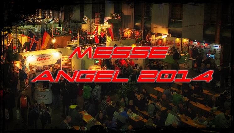 Gastartikel: Messe Angeln 2014