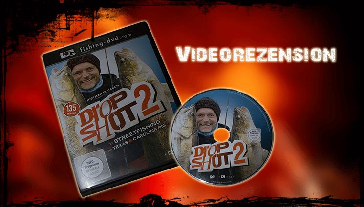 "Videorezension – Dietmar Isaiasch präsentiert ""Drop Shot 2- Streetfishing"""
