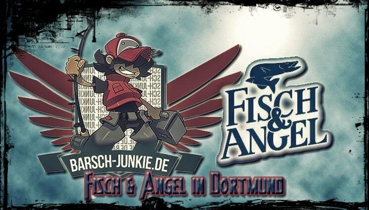 Fisch & Angel 2014 in Dortmund PT.1
