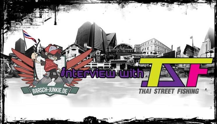 thai street fishing interview
