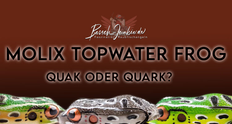 molix topwater frog article