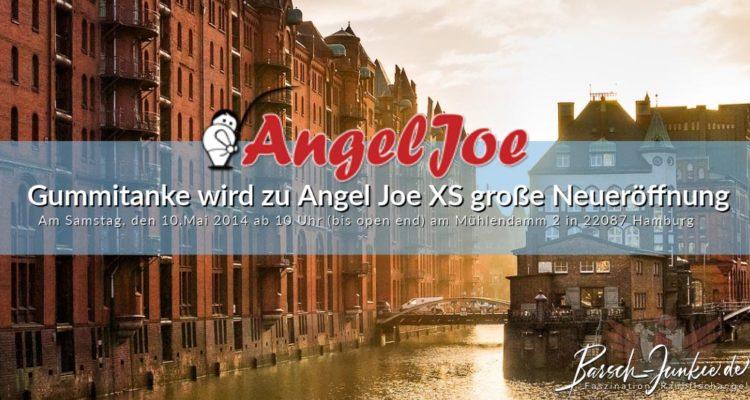 Gummitanke wird zu Angel Joe XS