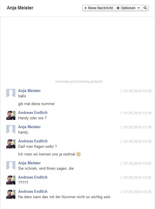 Falsche Faceboock Freunde - Vorsicht Abzocke