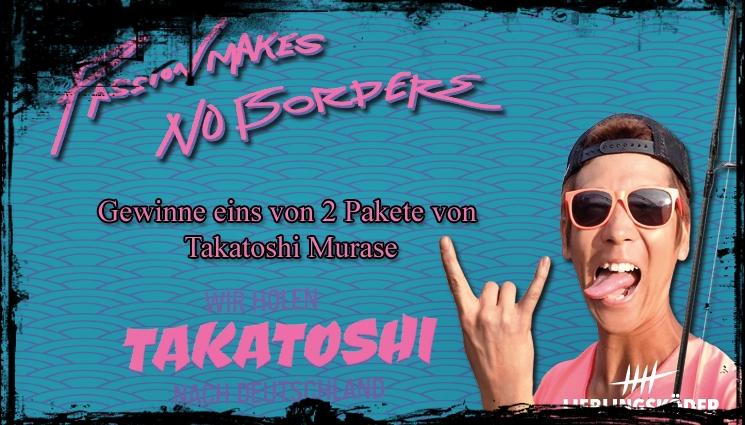 Win a present from Takatoshi Murase 2014