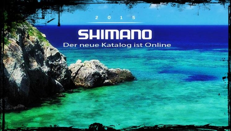 Shimano Katalog 2015