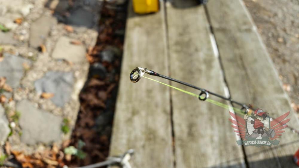 tailwalk del sel s632L sp baitcast rod 001 3 von 9