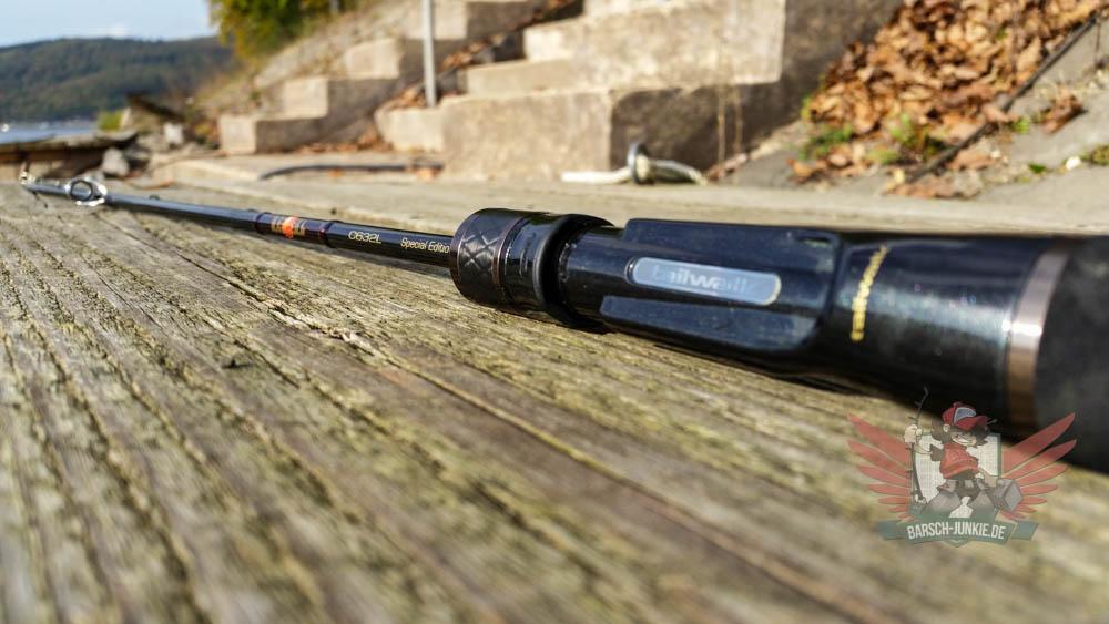 tailwalk del sel s632L sp baitcast rod 001 7 von 9