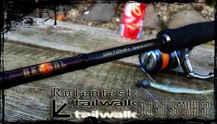 Tailwalk Del Sol S672MH SP
