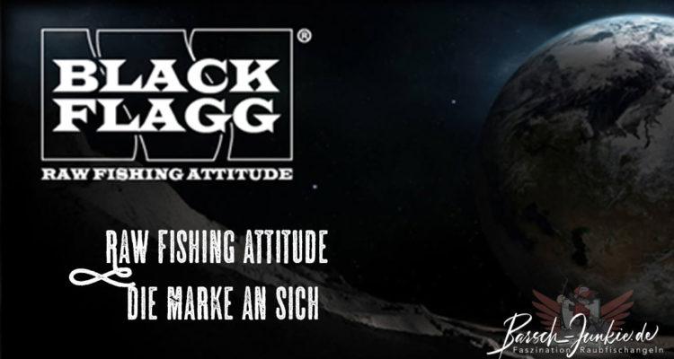 raw fishing attitude die marke an sich