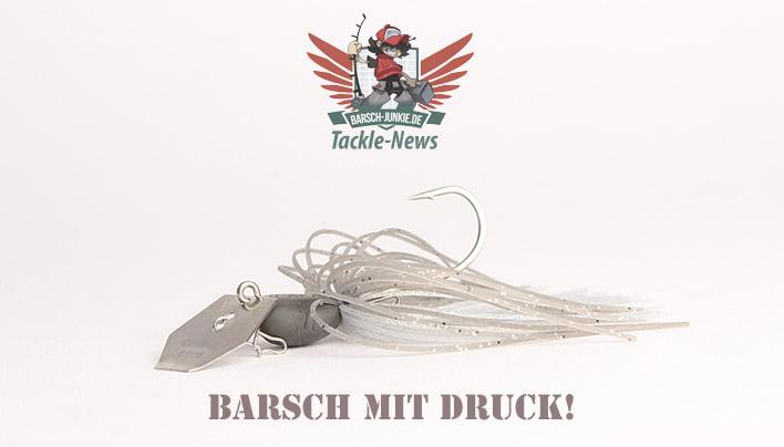 tackle news barsch mit druck
