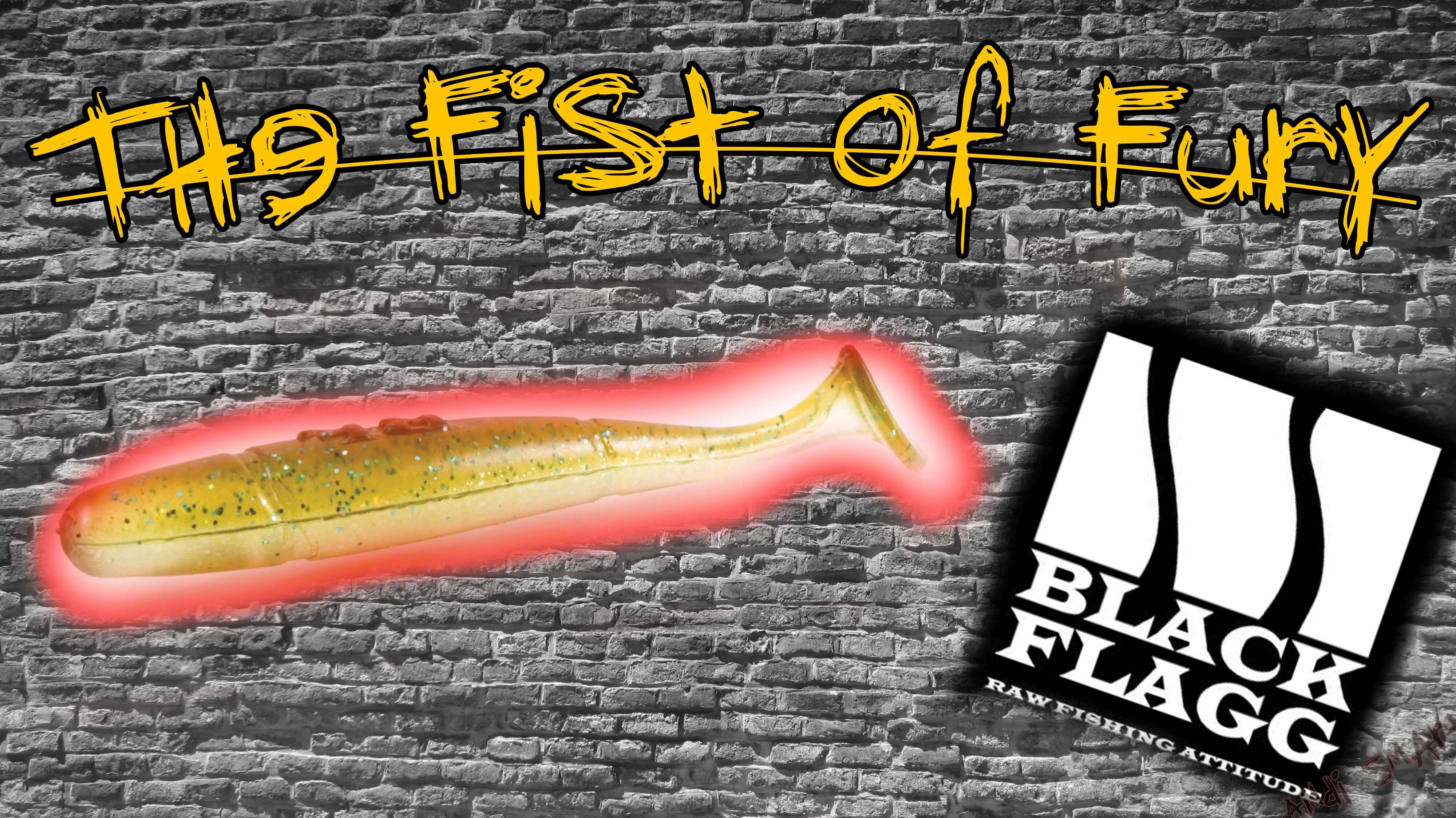 The Fist of Fury – Der neue Black Flagg Slikk Shad