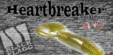 Black Flagg Heartbreaker Tackletest