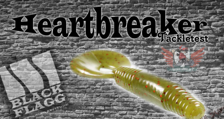 Der Black Flagg HEartbreaker im Tackletest