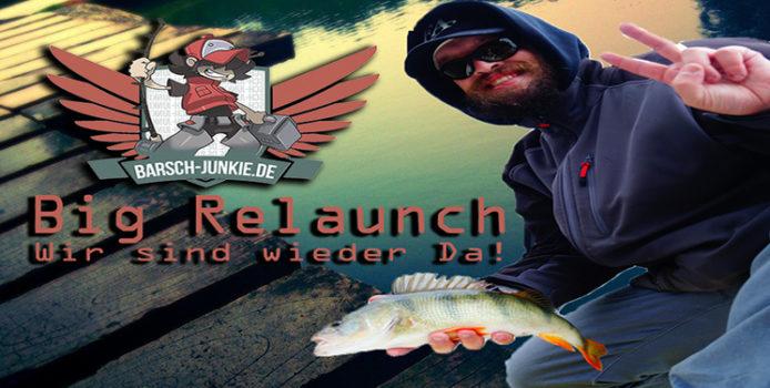 Relaunch von Barsch-Junkie.de