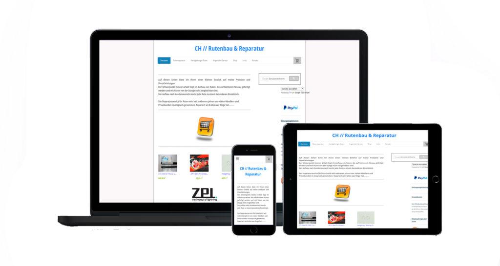 Rutenreperatur Page Preview