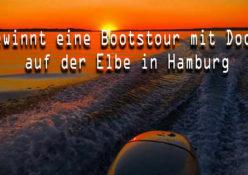 Mit Dodo auf die Elbe