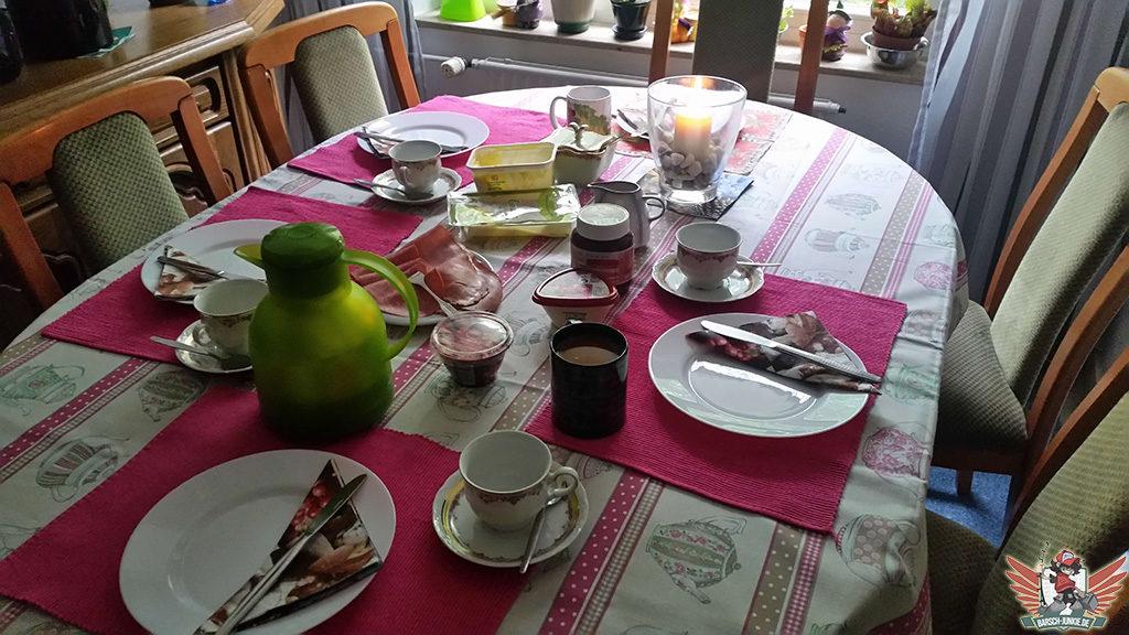 Frühstück die wichtigste Mahlzeit