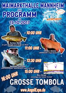 Programm Sonntag 15.10.2017