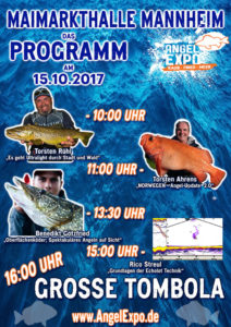 AngelExpo Mannheim Programm
