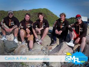 Catch-a-Fish Social Media Fishing Lounge