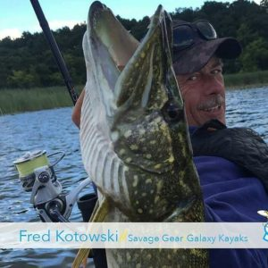 Fred Kotowski Social Media Fishing Lounge