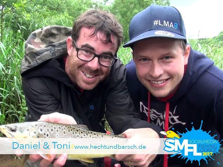 Hecht und Barsch Social Media Fishing Lounge
