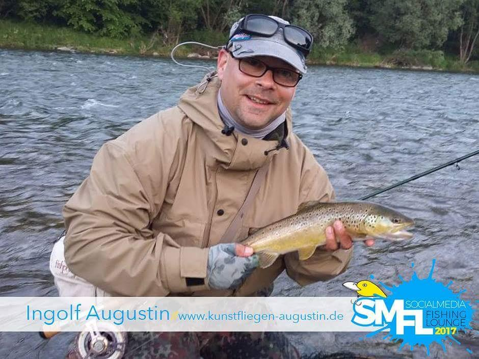 Ingolf Augustin Social Media Fishing Lounge