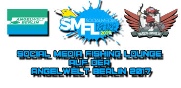Social Media Fishing Lounge auf der Angelwelt Berlin 2017