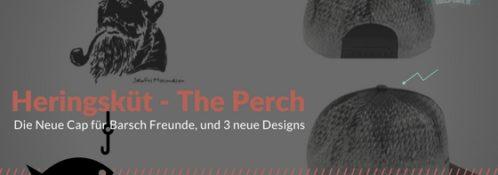 Heringsküt The Perch endlich erhältlich