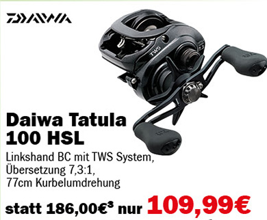 Daiwa Tatula 100