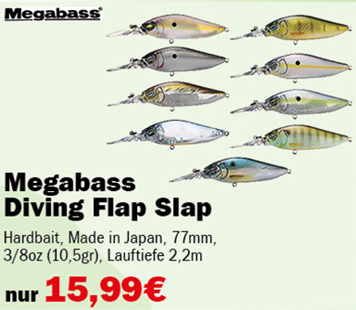 Megabass Diving Flap Slap