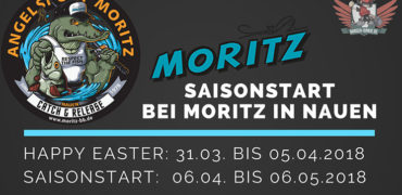 Saisonstart im April bei Moritz in Nauen