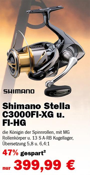 Shimano Stella C3000FI-XG