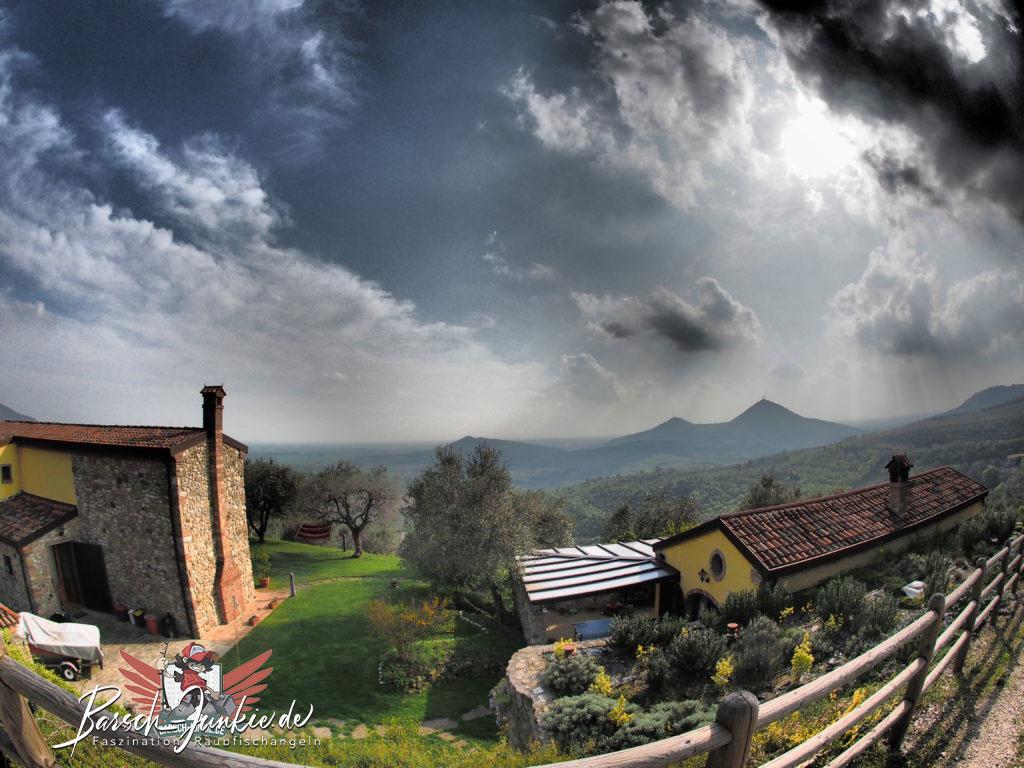 italien blackbass im fruehjahr unterkunft