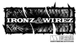 black flagg ironz wirez