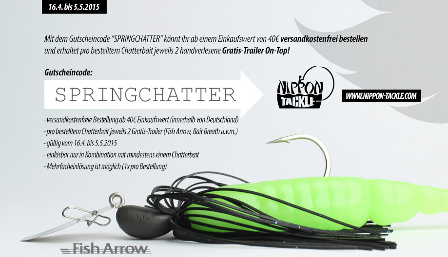 coupon chatterbaits springchatter