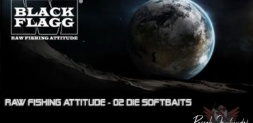 Raw Fishing Attitude die Softbaits