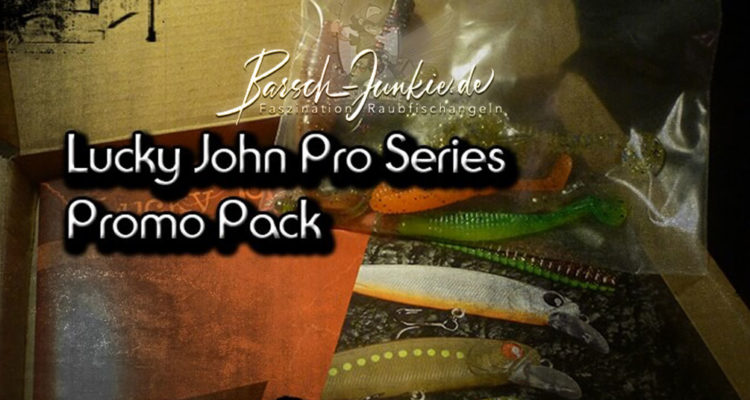 lucky john pro series promo paket artikel