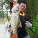 thai street fishing plus fish